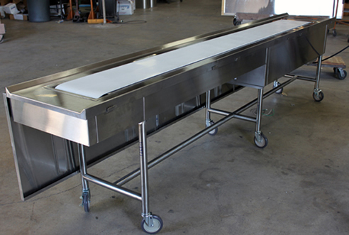 Plating Conveyor Systems